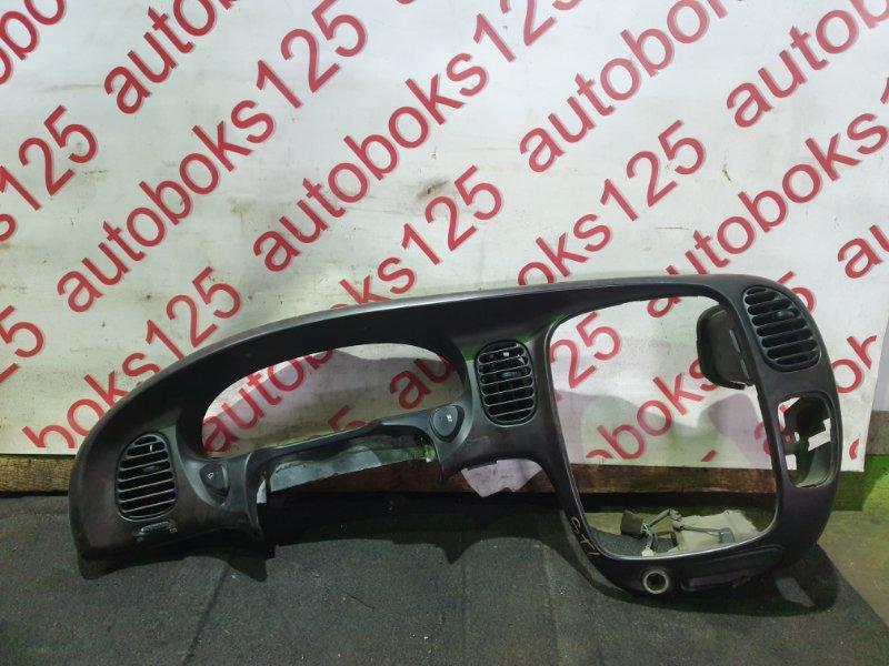 Консоль магнитофона Hyundai Starex A1 D4CB 2003