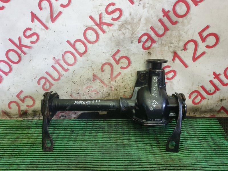 Редуктор Ssangyong Musso Sports FJ OM662 (662 920) 2003 передний