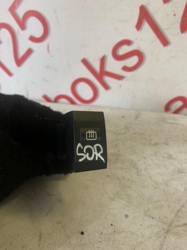 Кнопка включения обогрева стекла Kia Sorento BL D4CB 2005