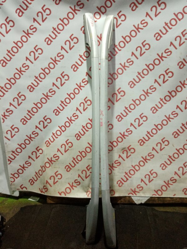 Рейлинг на крышу Ssangyong Actyon CK D20DTF (671950) 2012