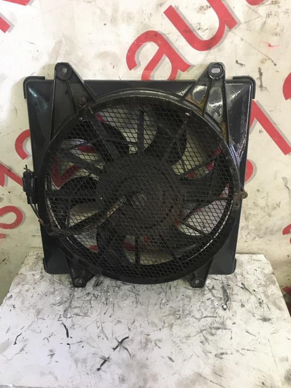 Вентилятор радиатора кондиционера Hyundai Grand Starex TQ D4CB