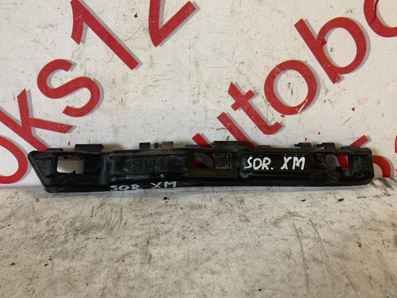 Крепление бампера Kia Sorento XM D4HA 2013 заднее правое