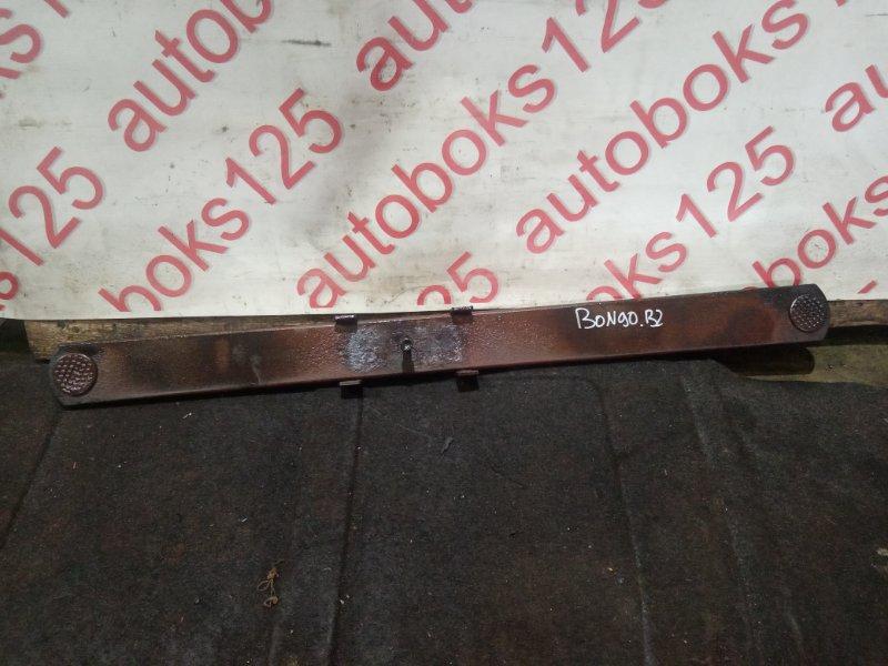 Рессора Kia Bongo PU J3 2009 задняя