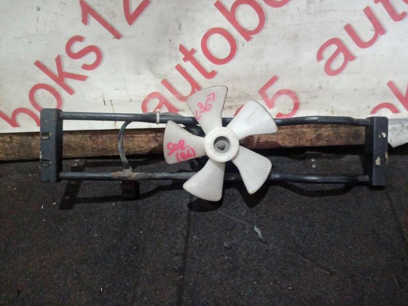 Вентилятор радиатора Kia Sorento BL D4CB 2005