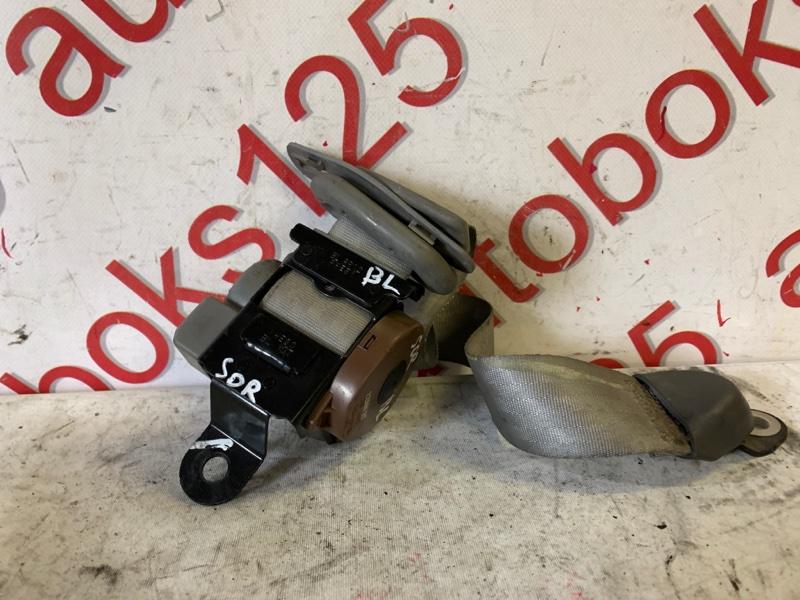 Ремень безопасности Kia Sorento BL D4CB 2007 задний левый