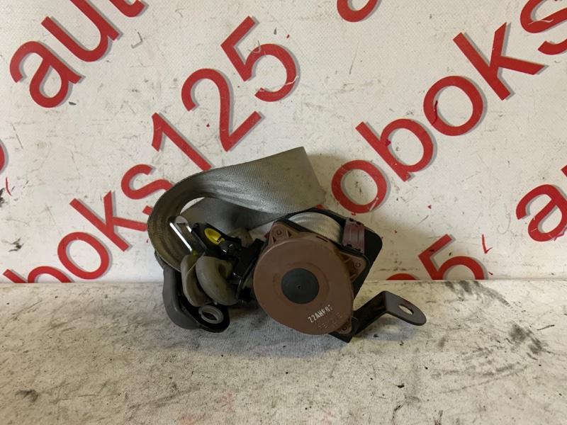 Ремень безопасности Kia Sorento BL D4CB 2007 задний правый