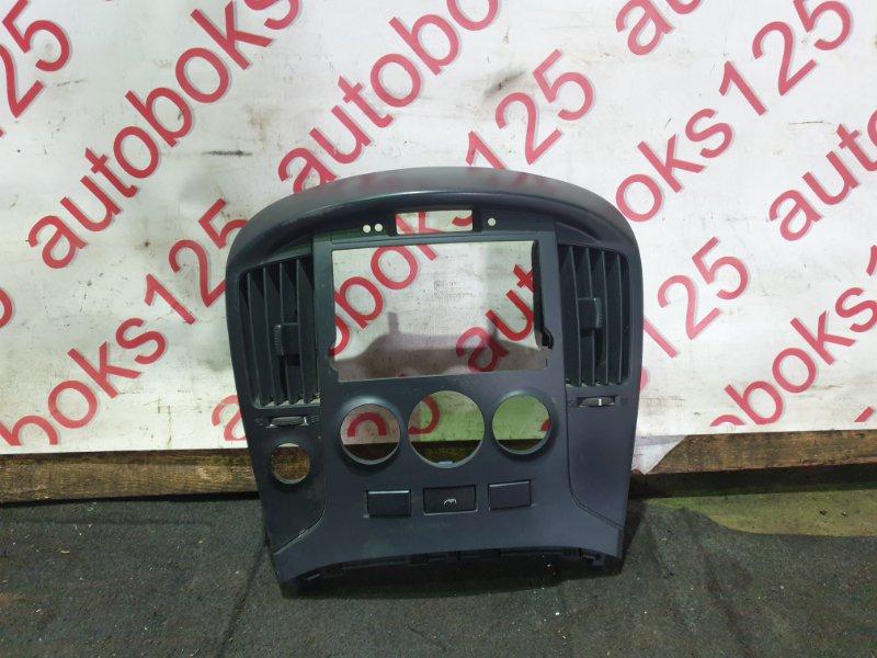 Консоль магнитофона Hyundai Grand Starex TQ D4CB 2009