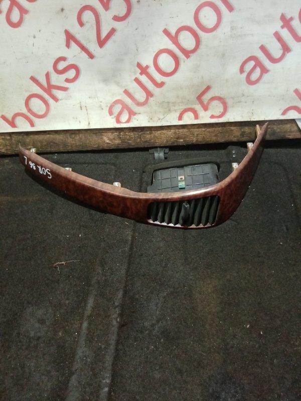 Решетка вентиляционная Kia Sorento BL D4CB 2005 левая