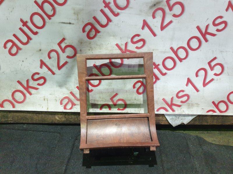 Консоль магнитофона Ssangyong Musso Sports FJ OM662 (662 910) 2003