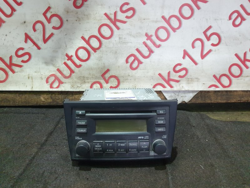 Магнитофон Kia Sorento BL D4CB 2005