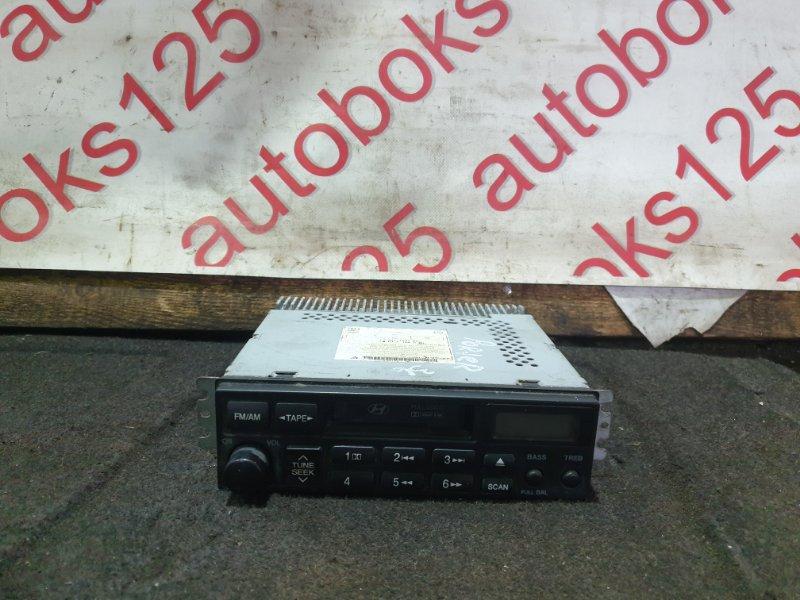 Магнитофон Hyundai Porter D4CB 2007