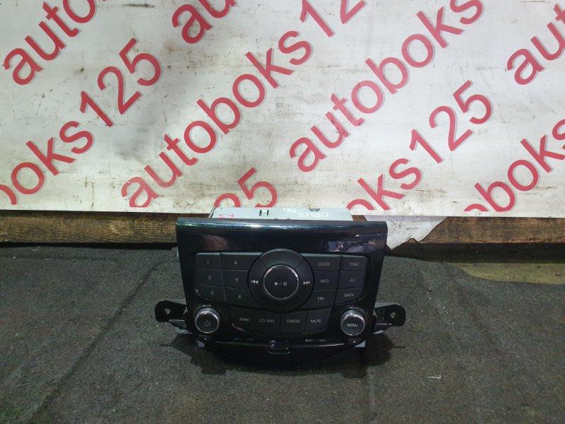 Магнитофон Chevrolet Cruze J300 F18D4 2010