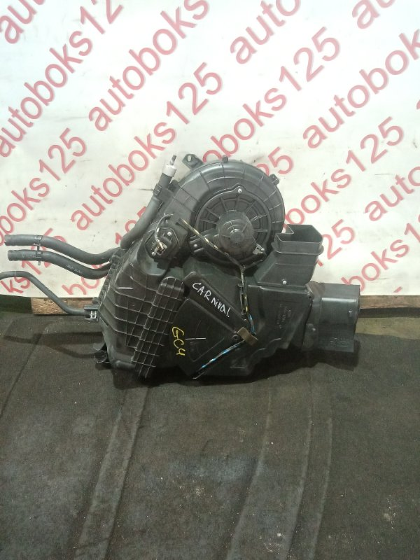Печка салона Kia Carnival VQ J3 2008 задняя