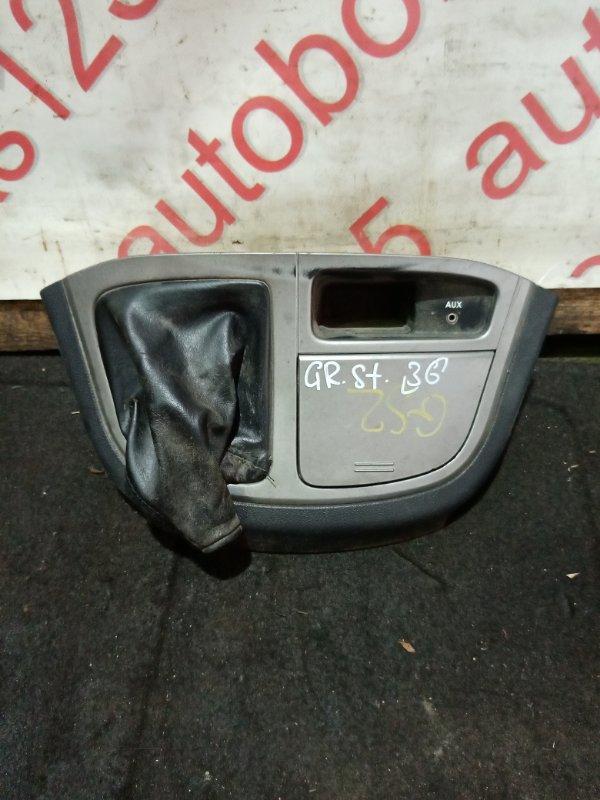 Консоль акпп Hyundai Grand Starex TQ D4CB 2008