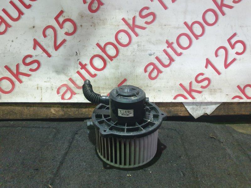 Мотор печки Hyundai Starex A1 D4CB 2003
