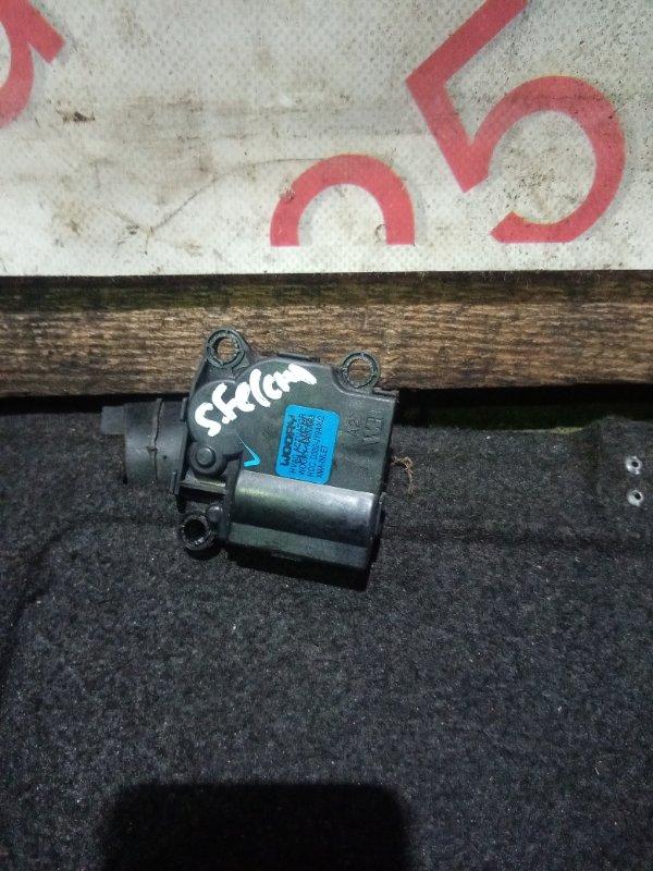 Мотор заслонки печки Hyundai Santa Fe CM D4HA 2011