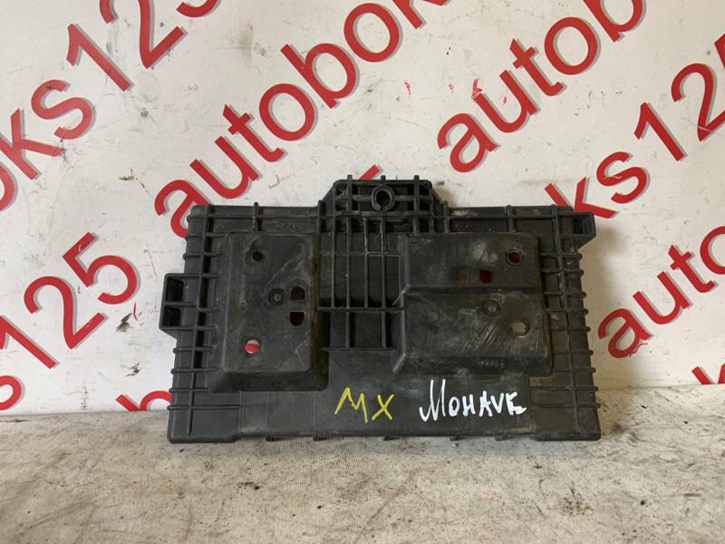 Подставка под аккумулятор Kia Mohave HM D6EB 2016