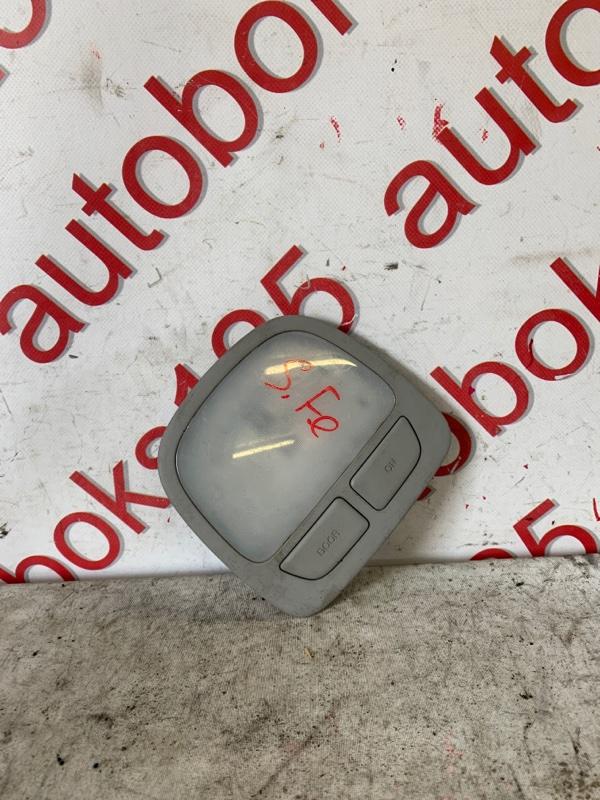 Светильник салона Hyundai Santa Fe CM D4HA 2011