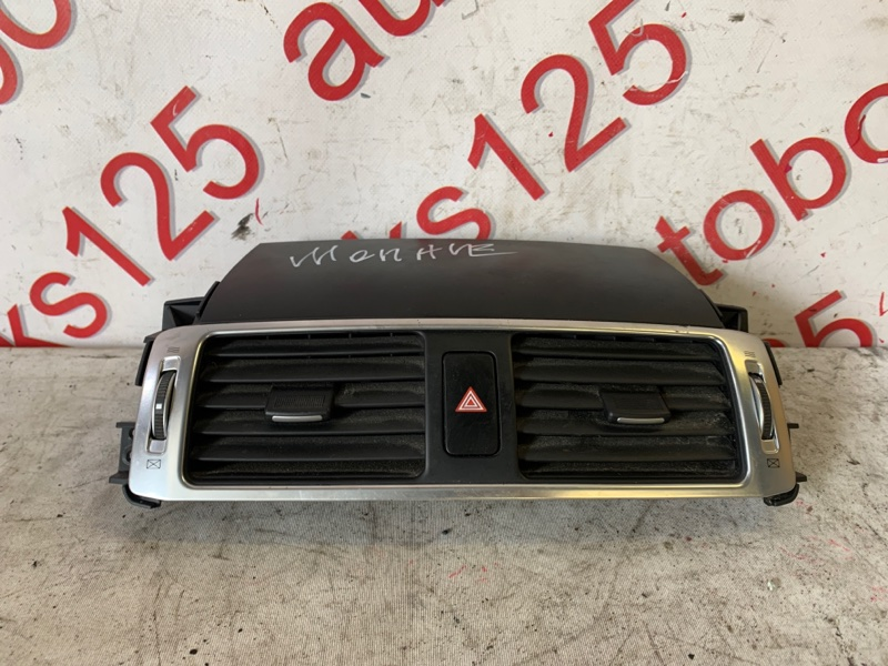 Решетка вентиляционная Kia Mohave HM D6EB 2016