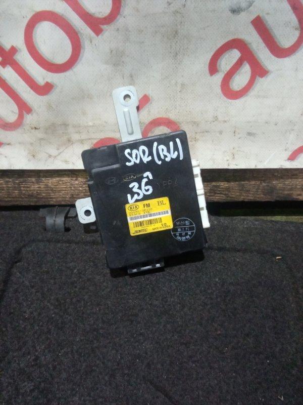 Блок управления Kia Sorento BL D4CB 2005