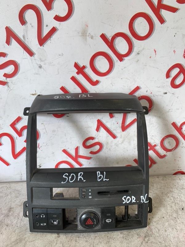 Консоль магнитофона Kia Sorento BL D4CB 2004