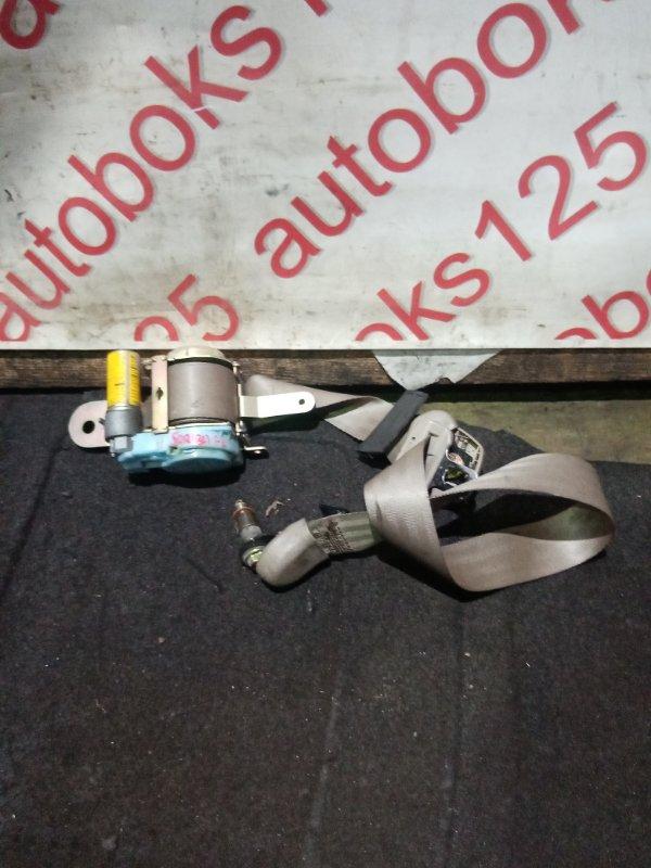 Ремень безопасности Kia Sorento BL D4CB 2005 передний левый
