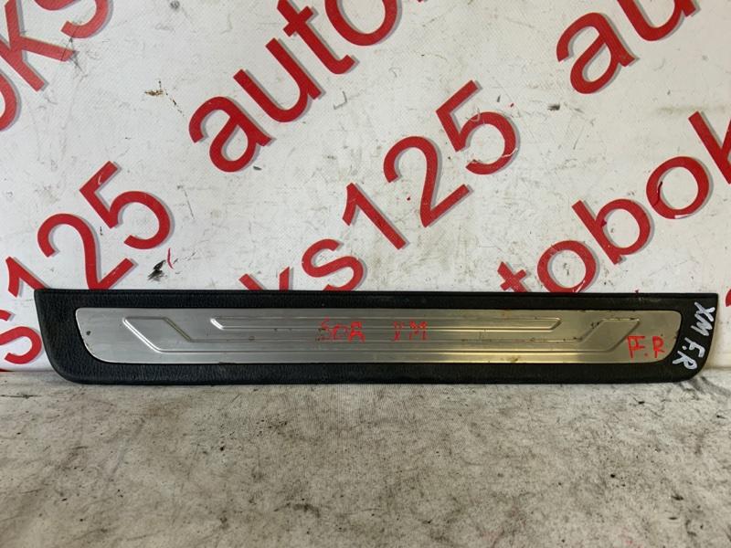 Накладка на порог Kia Sorento XM D4HA 2013 передняя правая