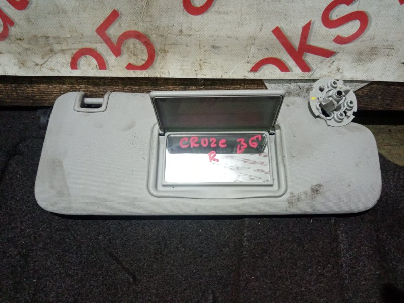 Козырек солнцезащитный Chevrolet Cruze J300 2010 правый