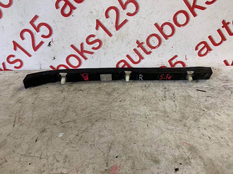 Крепление бампера Hyundai Santa Fe CM D4EA 2007 заднее правое