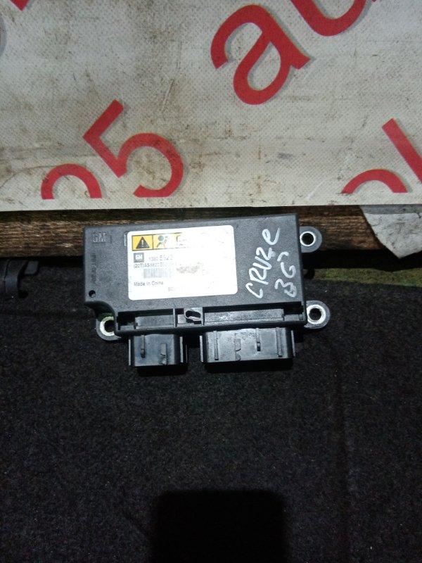 Блок управления аирбаг Chevrolet Cruze J300 F18D4 2010