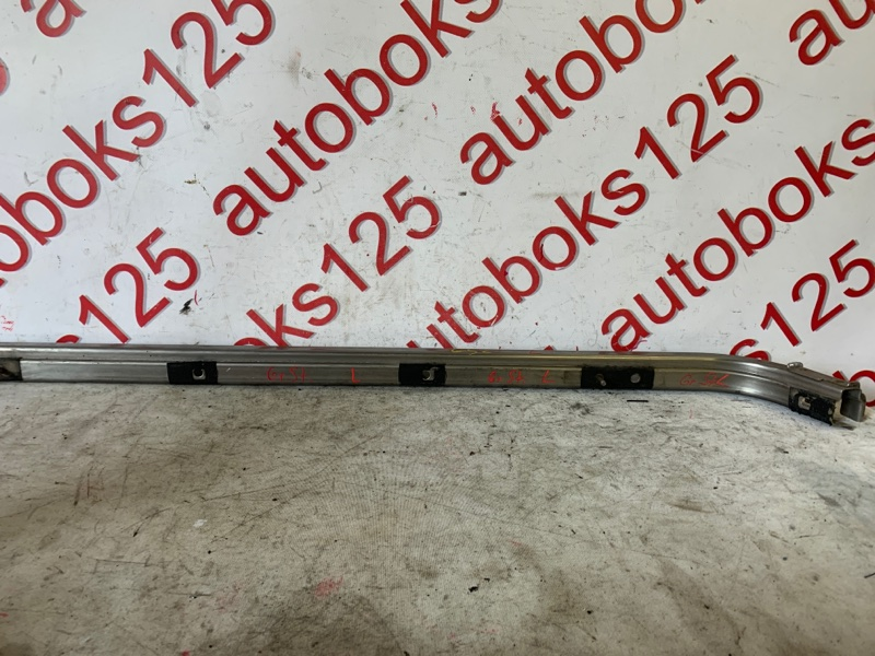 Направляющая двери Hyundai Grand Starex TQ D4CB 2009 левая