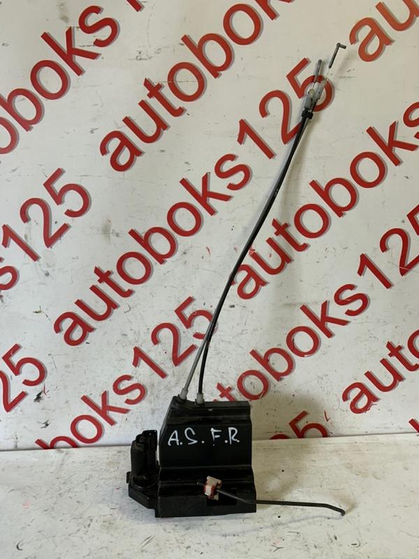 Замок двери Ssangyong Actyon Sports D20DT (664) 2008 передний правый