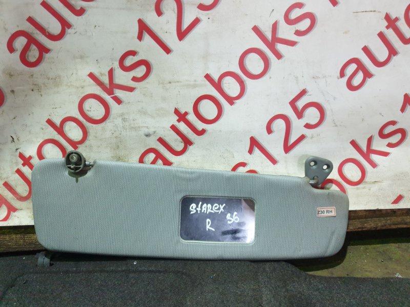 Козырек солнцезащитный Hyundai Starex A1 D4CB 2003 правый