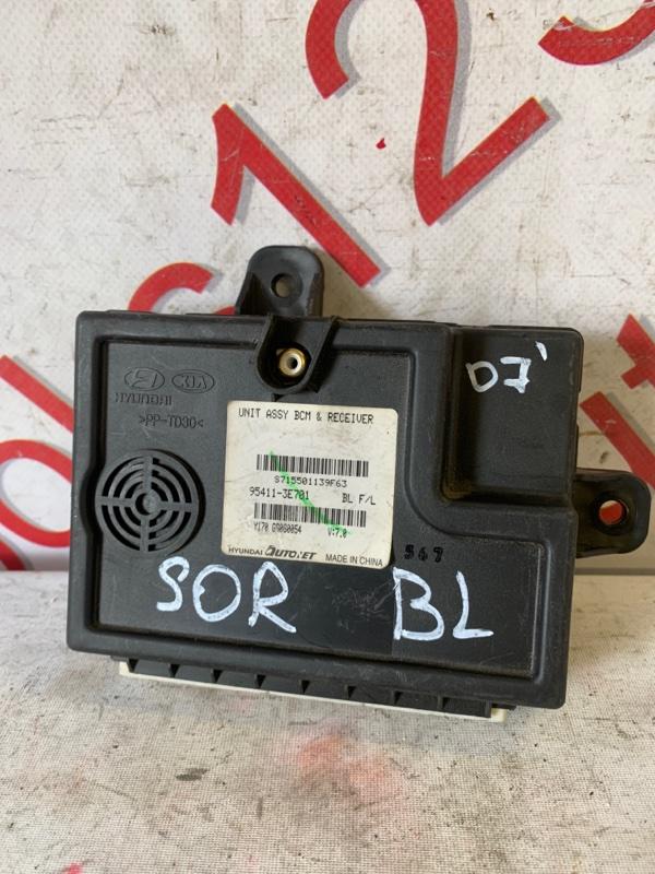 Блок управления Kia Sorento BL D4CB 2007