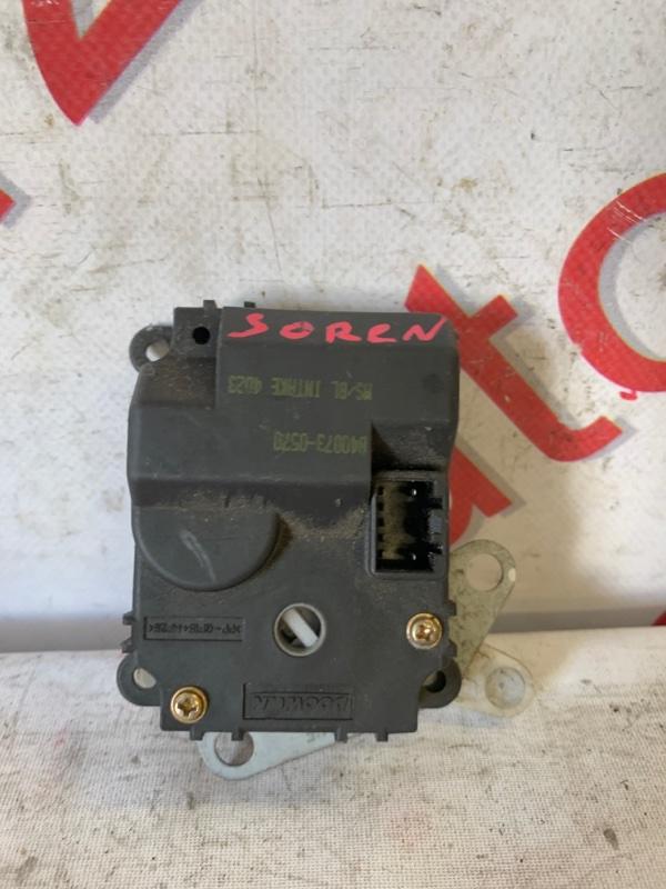 Мотор заслонки печки Kia Sorento BL D4CB 2007