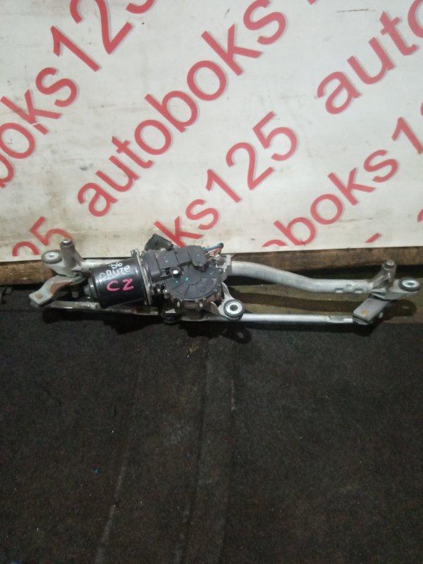 Трапеция дворников Chevrolet Cruze J300 F18D4 2010