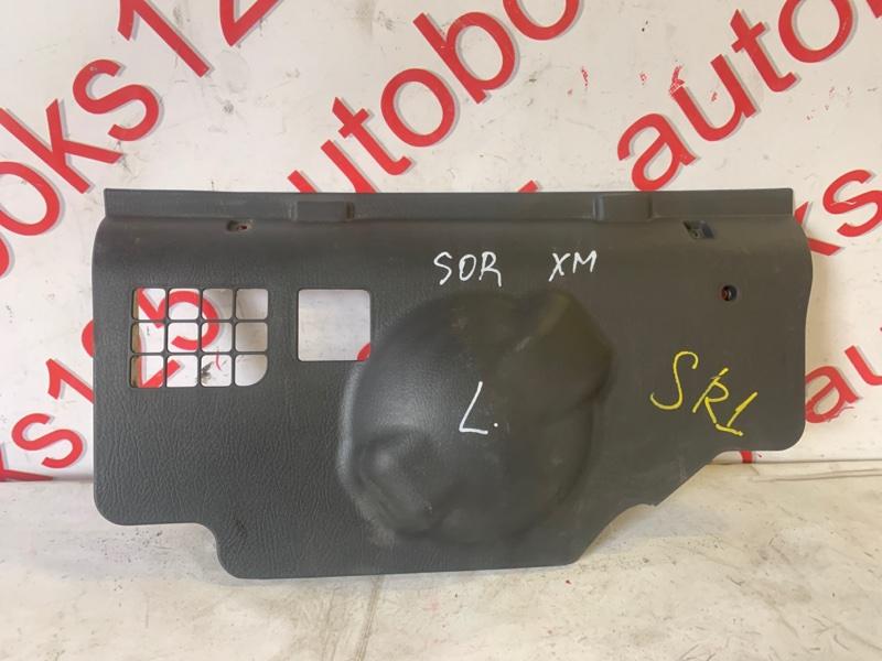 Накладка на торпеду Kia Sorento XM D4HA 2013 левая