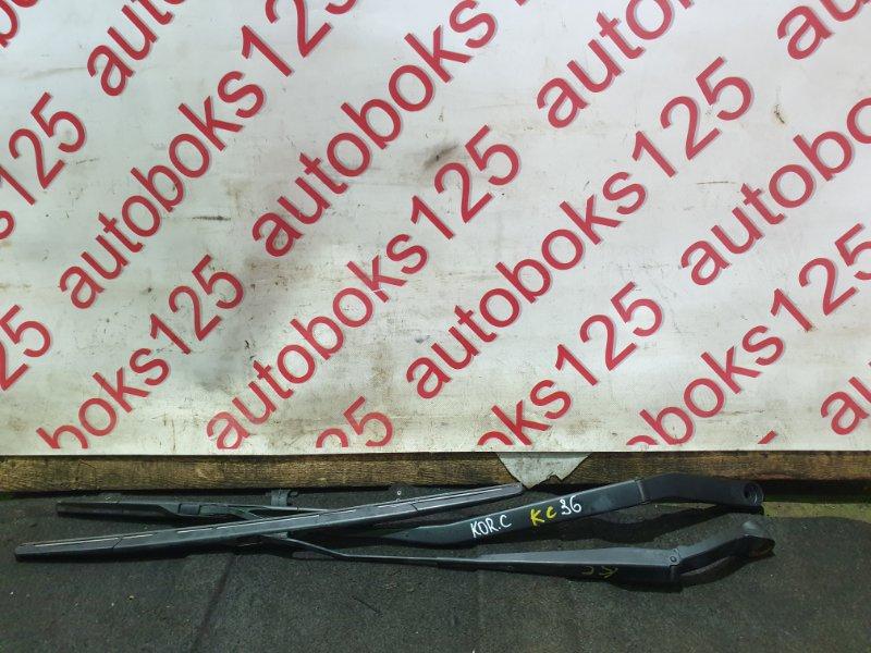 Держатель щетки стеклоочистителя Ssangyong Actyon CK D20DTF(671950) 2012 передний