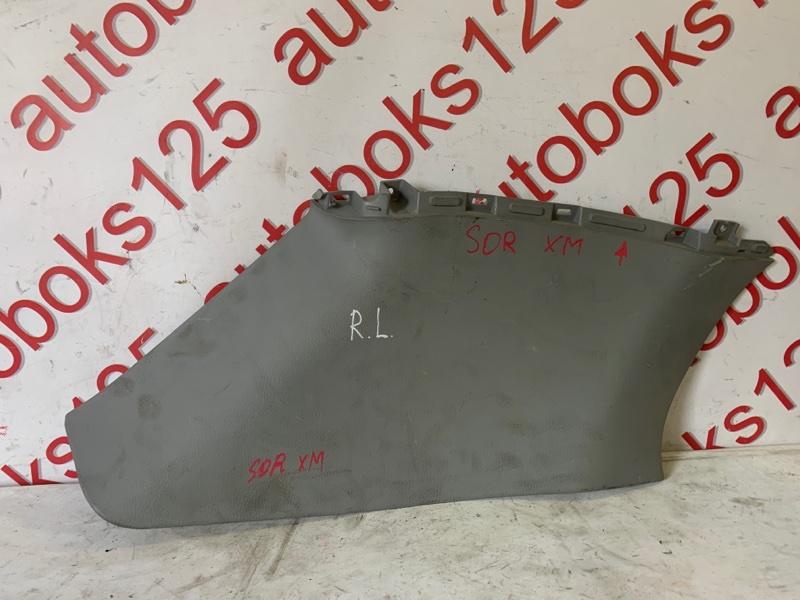 Обшивка стойки Kia Sorento XM D4HA 2013 задняя левая