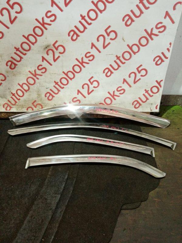 Ветровики комплект Kia Sorento BL 2005