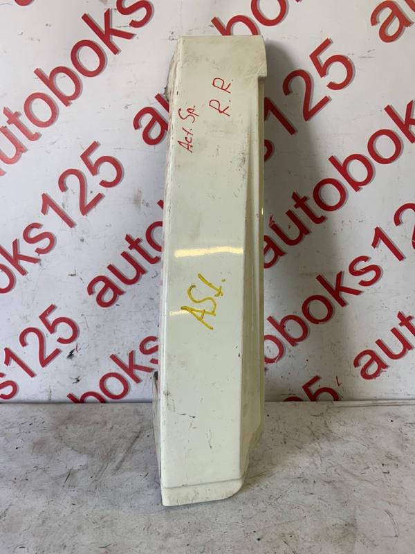 Накладка на стойку Ssangyong Actyon Sports D20DT (664) 2008 задняя правая