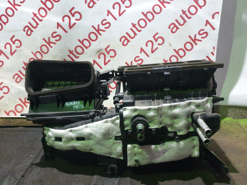 Печка салона Hyundai Sonata YF G4KD 2009