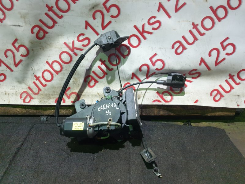Ролик раздвижной двери Kia Carnival VQ J3 2008