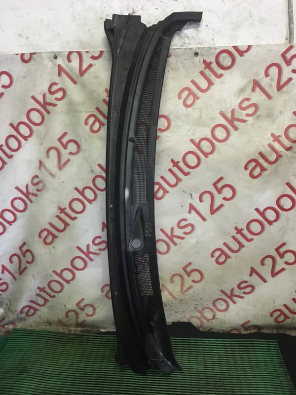 Жабо Hyundai Grand Starex TQ D4CB 2009