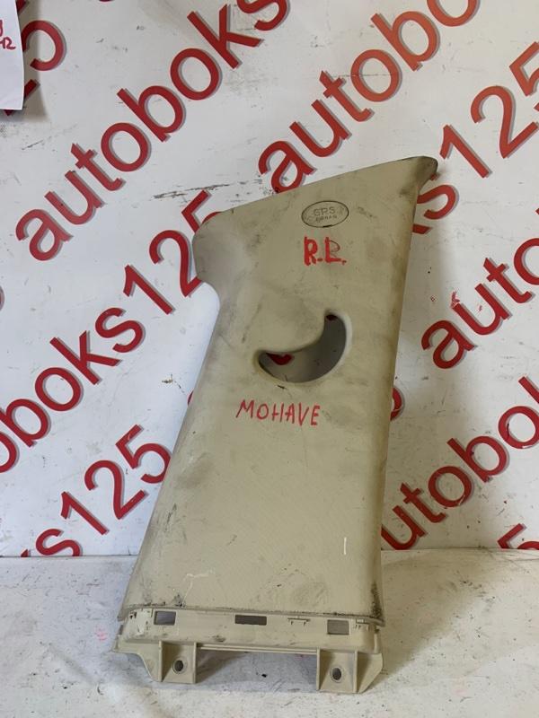 Накладка на стойку Kia Mohave HM D6EB 2016 задняя левая