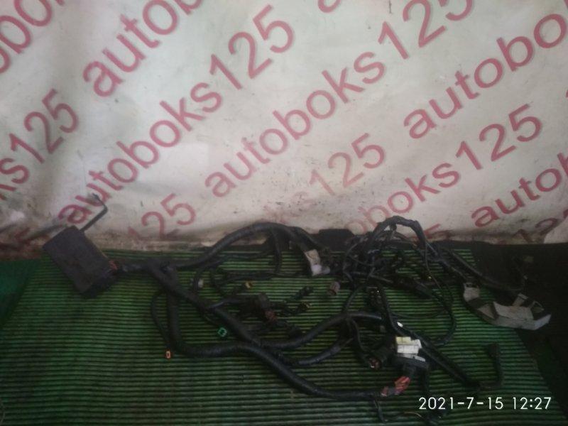Проводка двигателя Hyundai Starex A1 D4CB 2003