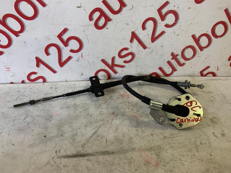Трос ручника Kia Carnival VQ J3 2008