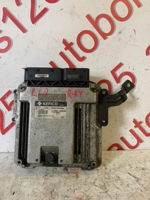 Блок управления двигателем Kia Ray