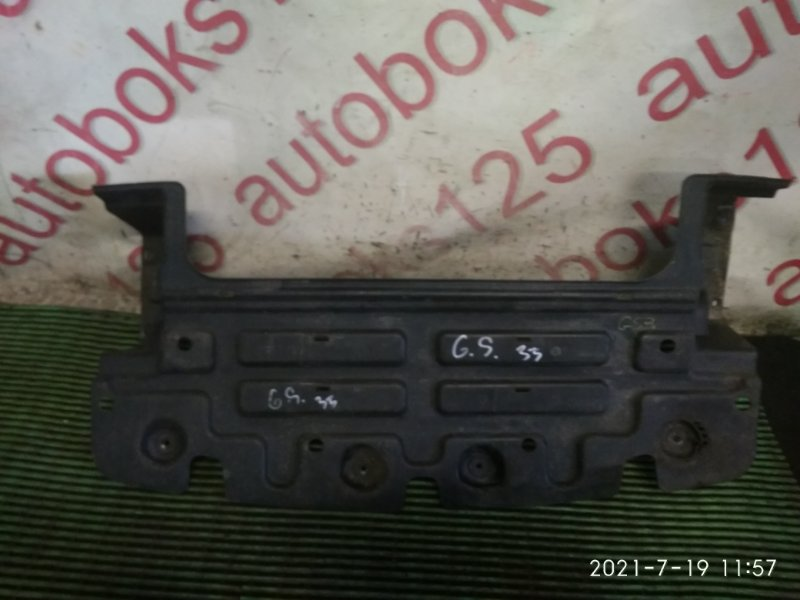 Защита двигателя Hyundai Grand Starex TQ D4CB 2009