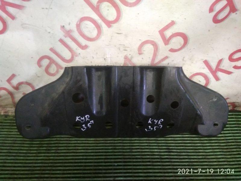 Защита двигателя Ssangyong Kyron DJ D20DT 2008